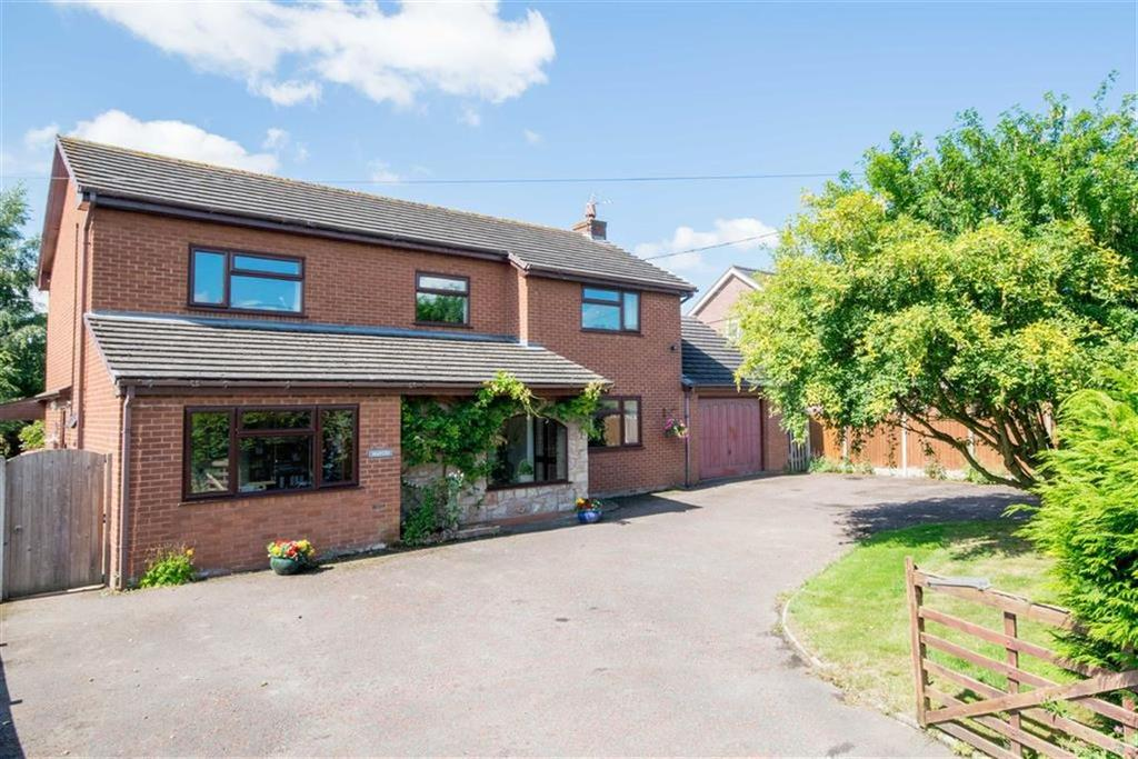 4 Bedrooms Detached House for sale in Rhewl, Ruthin