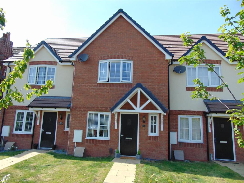 3 Bedrooms Town House for sale in Lichfield Road, Walsall Wood
