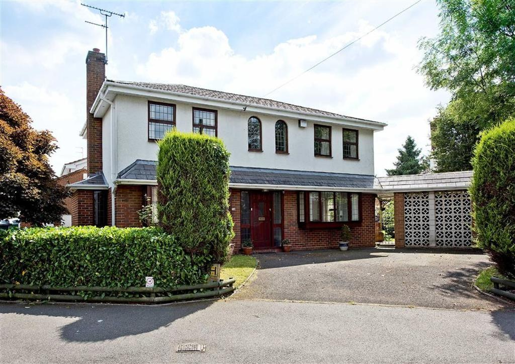 4 Bedrooms Detached House for sale in The Hollow, 201a, Castlecroft Road, Castlecroft, Wolverhampton, West Midlands, WV3