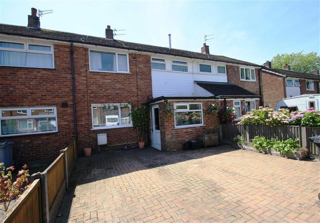 3 Bedrooms Terraced House for sale in Twinnies Road, Wilmslow