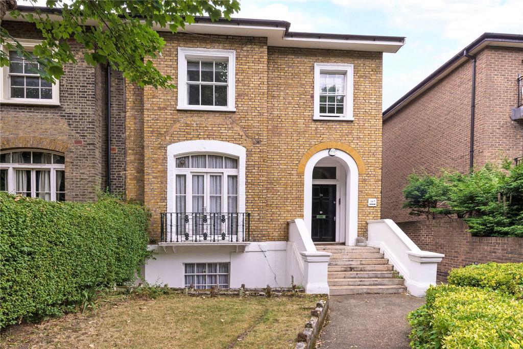 2 Bedrooms Flat for sale in Westbridge Road, London, SW11