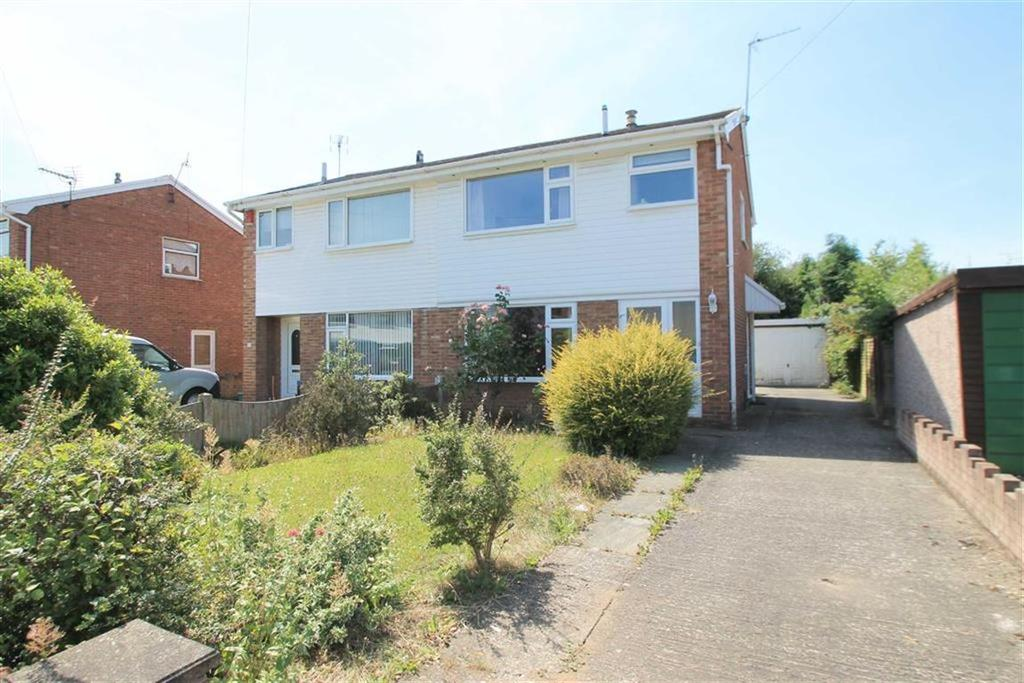 3 Bedrooms Semi Detached House for sale in Queensway, Wrexham