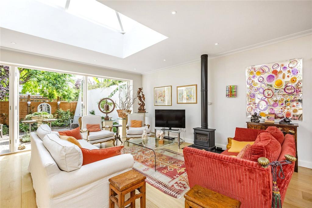 3 Bedrooms End Of Terrace House for sale in Bracken Gardens, Barnes, London, SW13