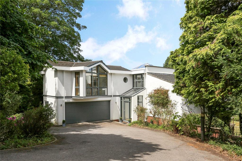 6 Bedrooms Detached House for sale in Church Road, Snyed Park, Bristol, BS9
