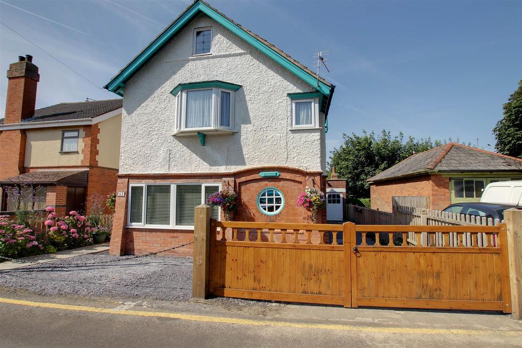 4 Bedrooms Detached House for sale in Avril House, Gibraltar Road, Mablethorpe