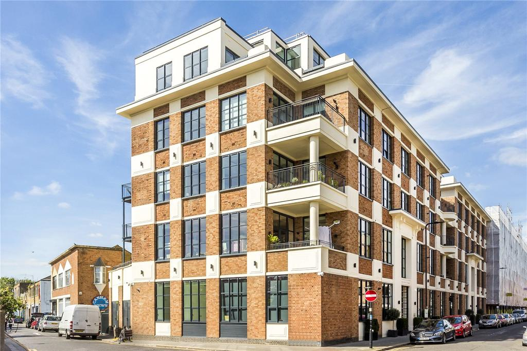 4 Bedrooms Penthouse Flat for sale in Long Island House, Warple Way, London, W3
