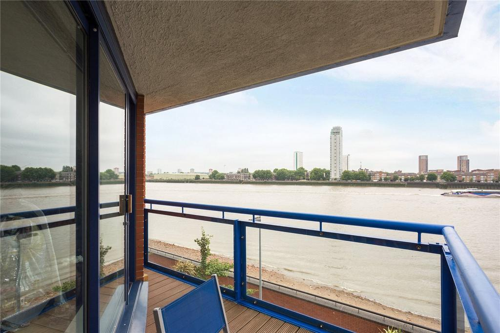 1 Bedroom Flat for sale in Nova Building, 3 Newton Place, Canary Wharf, London, E14