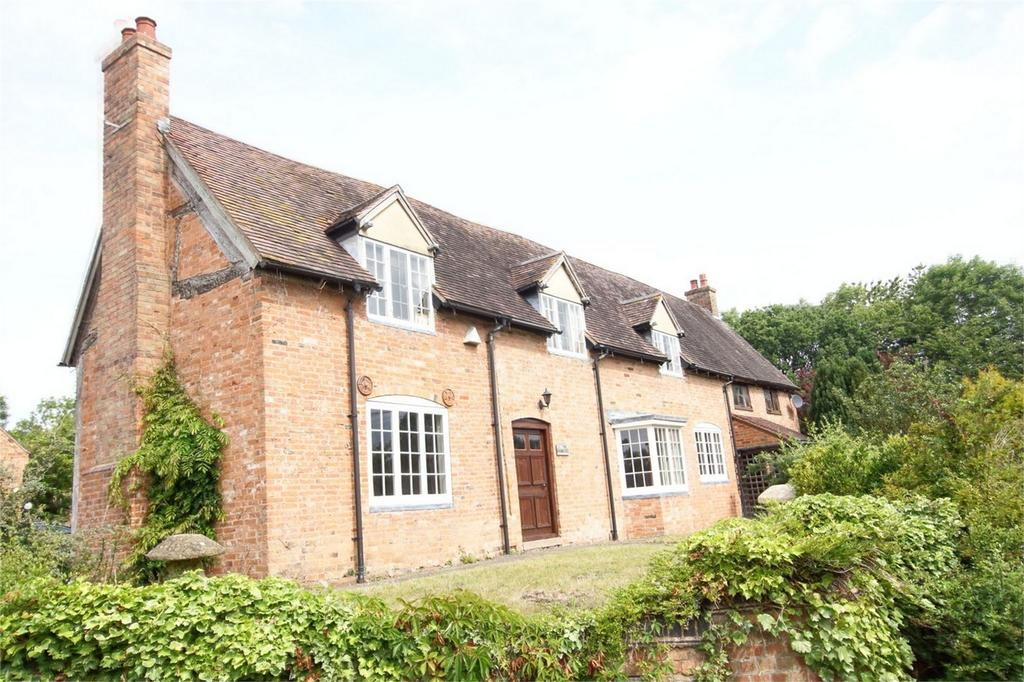 4 Bedrooms Cottage House for sale in Old Manor Farmhouse, Leamington Road, Princethorpe, Warwickshire