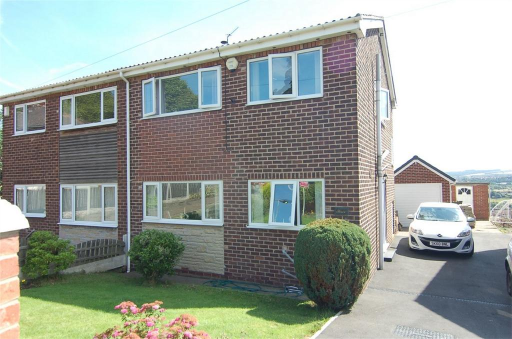 3 Bedrooms Semi Detached House for sale in Inkerman Road, Darfield, BARNSLEY, South Yorkshire