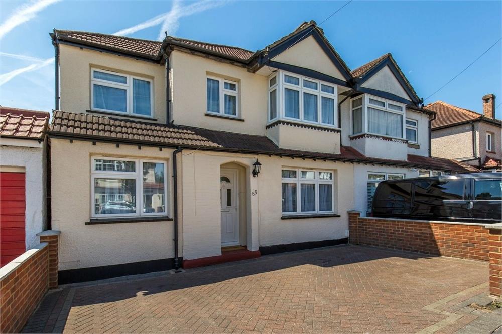 4 Bedrooms Semi Detached House for sale in Surrey Grove, Sutton, Surrey