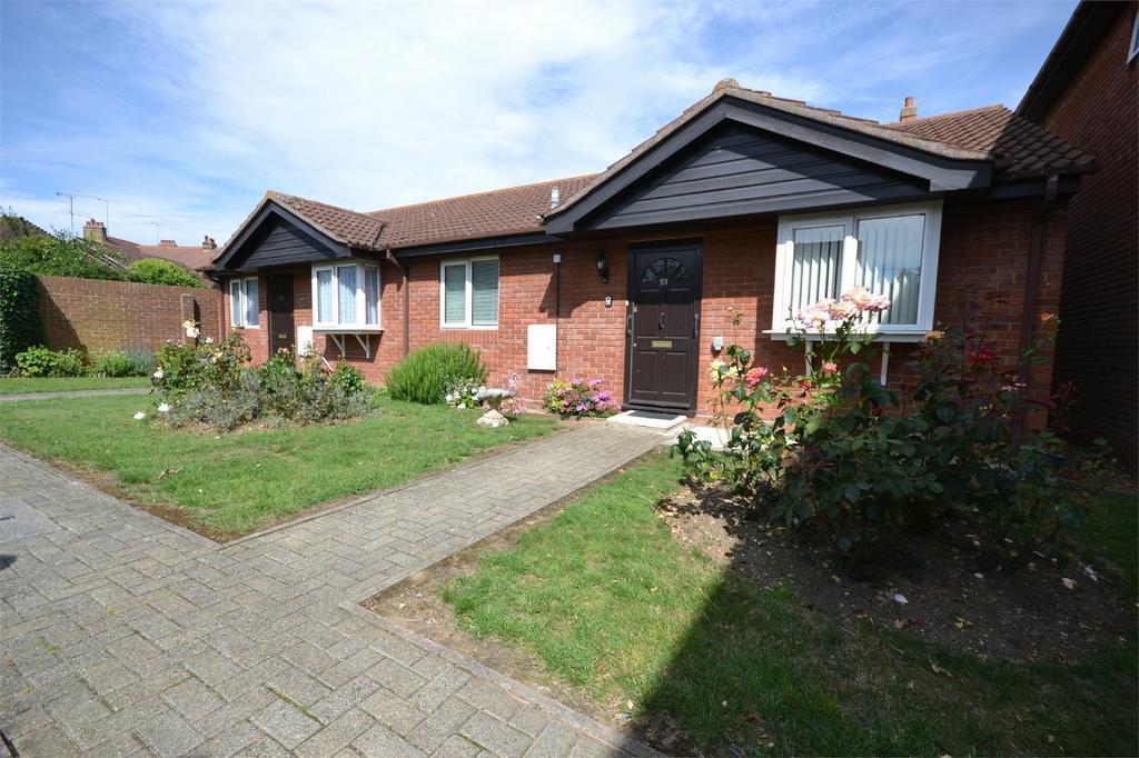 2 Bedrooms Semi Detached Bungalow for sale in Baker Mews, High Street, Maldon, Essex