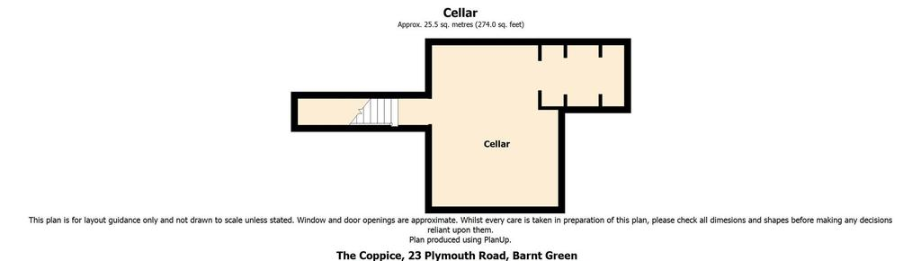 Floorplan 2 of 4: The Coppice, 23 Plymouth Road, Barnt Green   Floor