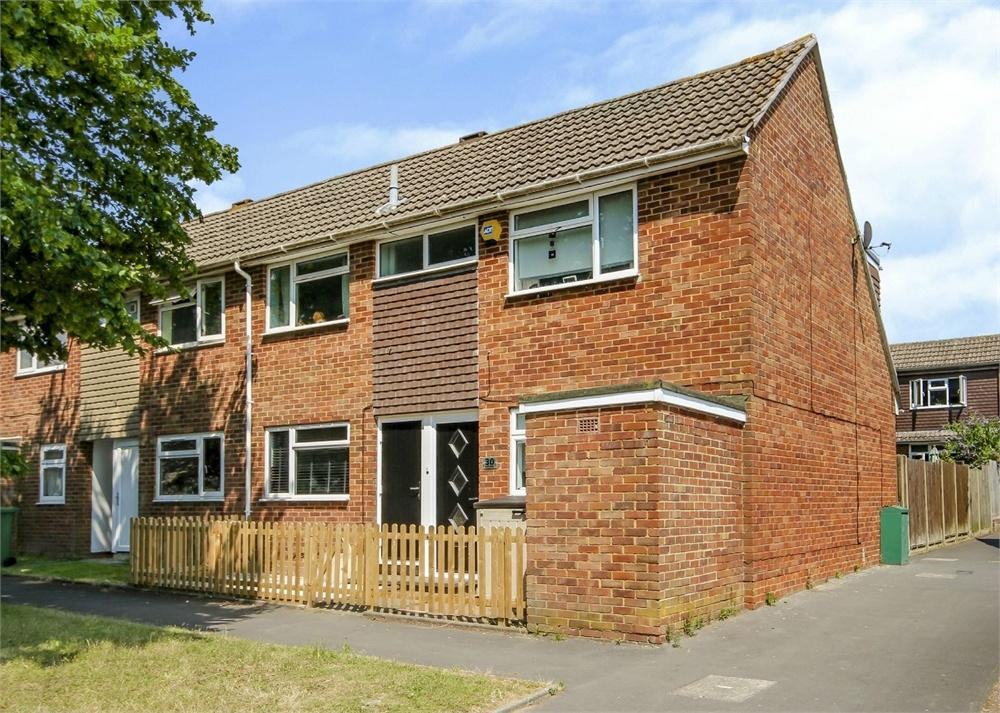 4 Bedrooms End Of Terrace House for sale in Vandyke, Bracknell, Berkshire