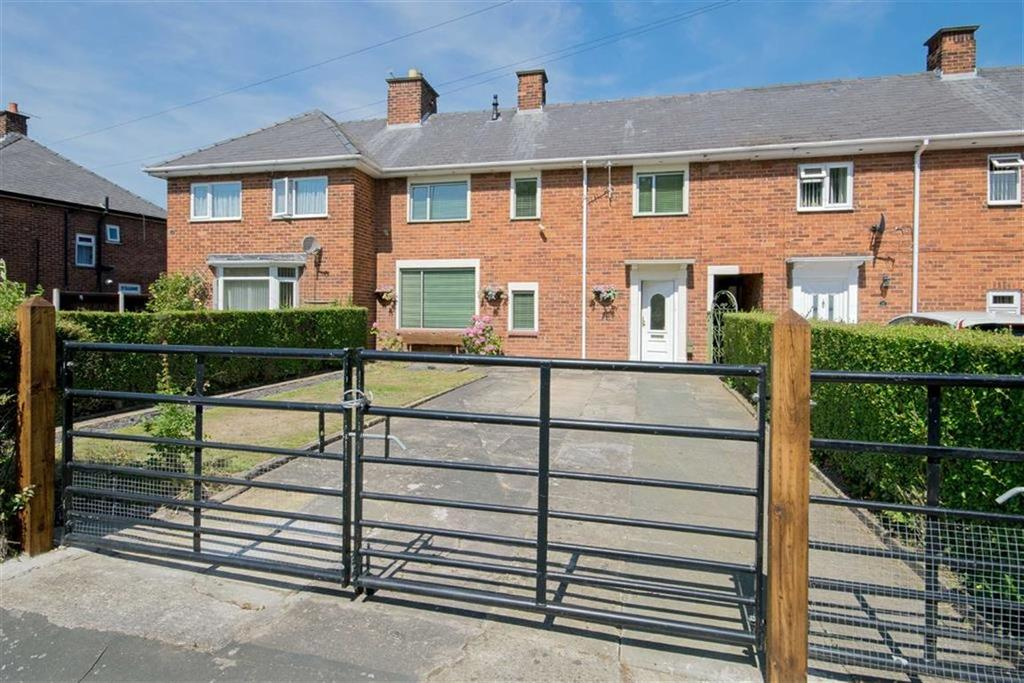 3 Bedrooms Terraced House for sale in Plough Lane, Higher Shotton, Deeside
