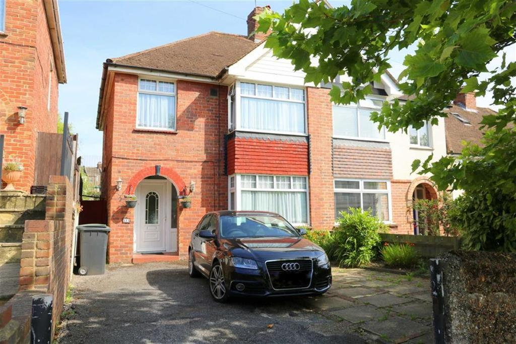 3 Bedrooms Semi Detached House for sale in Old London Road, Hastings