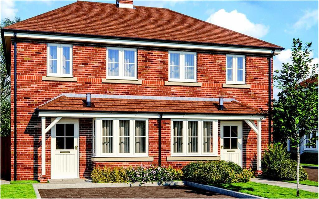 3 Bedrooms Town House for sale in Silent Garden, Liphook, Hampshire, GU30