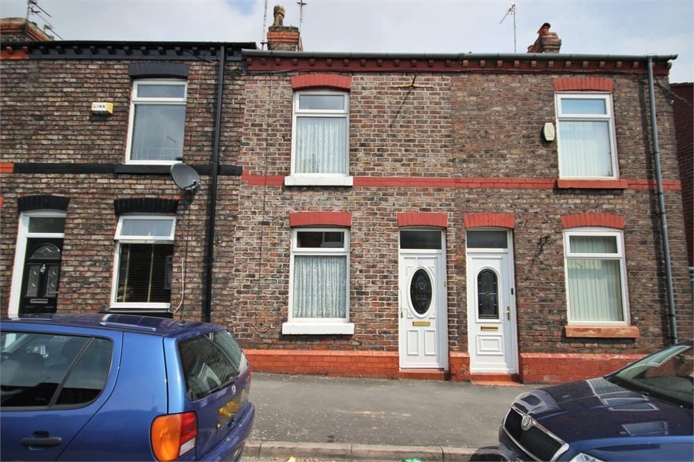 2 Bedrooms Terraced House for sale in Greenway Road, WIDNES, Cheshire