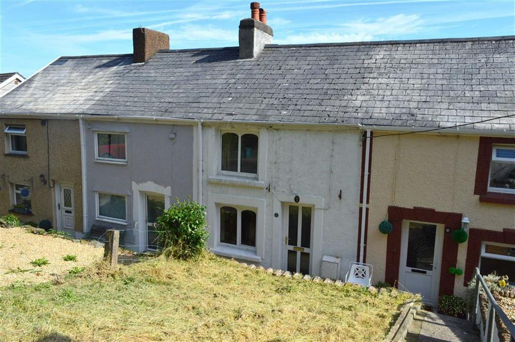 2 Bedrooms Cottage House for sale in Victoria Row, Penclawdd, Swansea