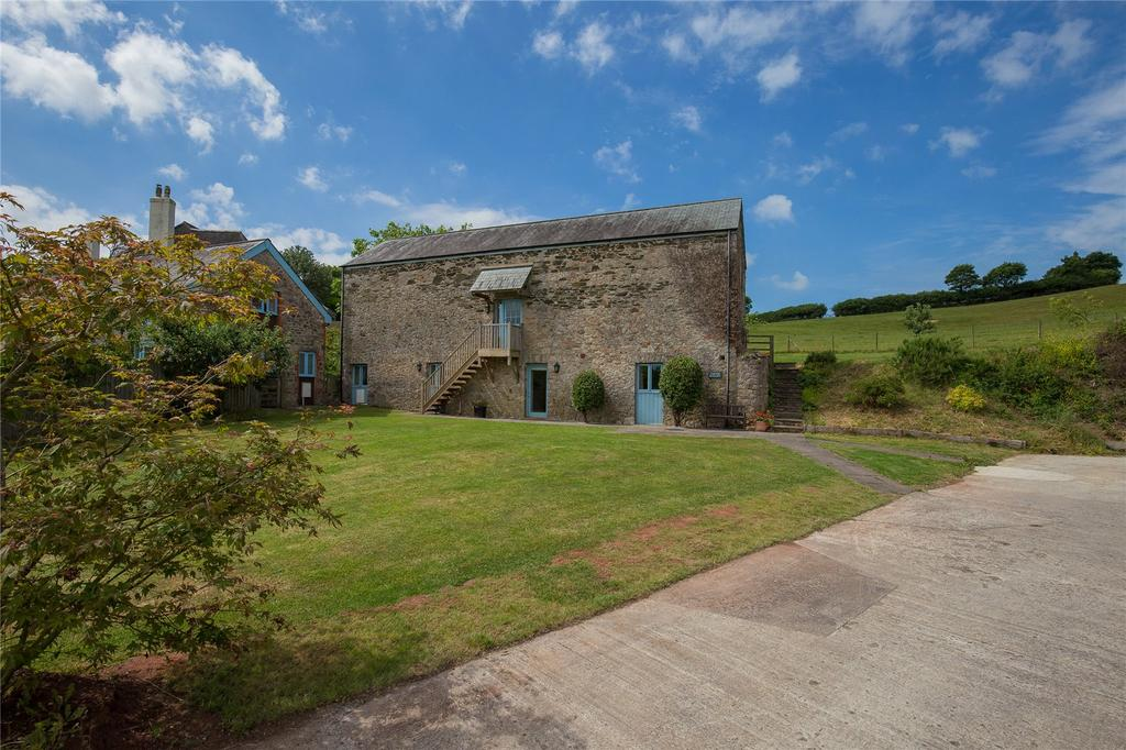4 Bedrooms Equestrian Facility Character Property for sale in Dartington, Totnes, TQ9