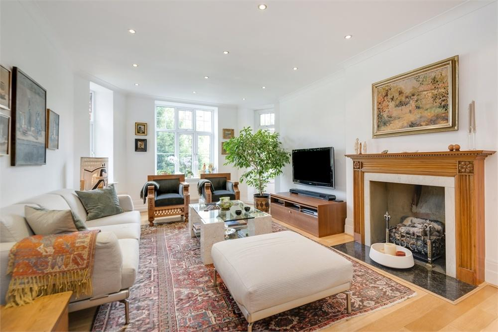 4 Bedrooms Flat for sale in CLIVE COURT, MAIDA VALE, LONDON
