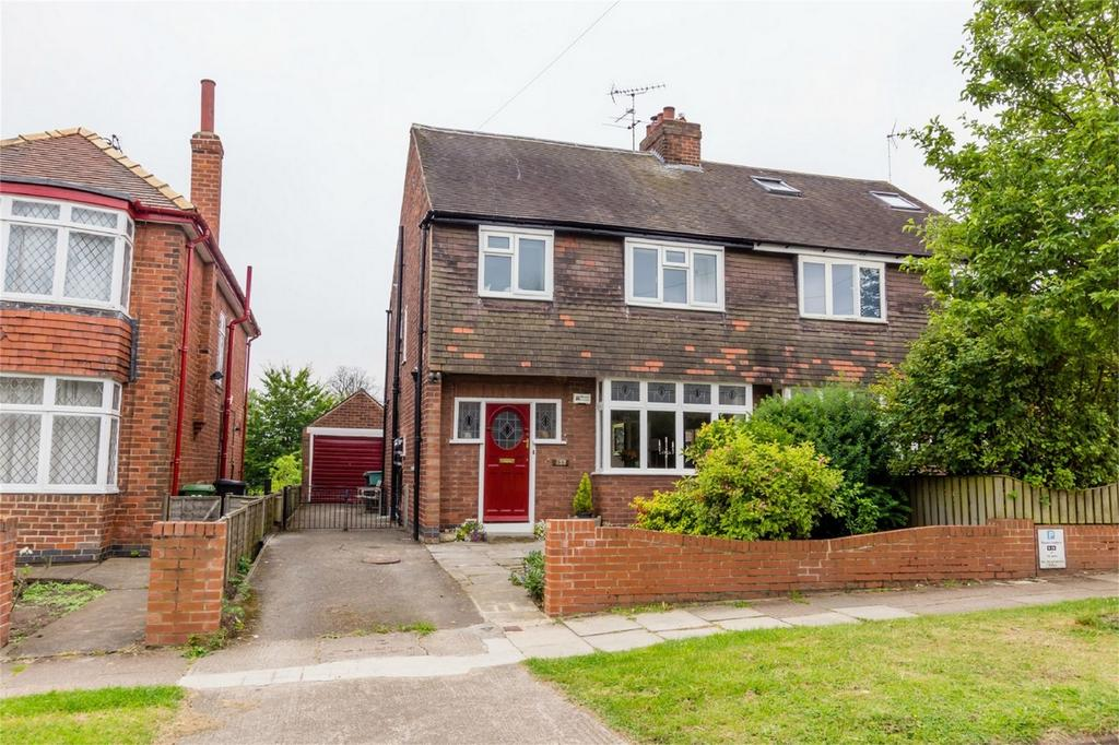 3 Bedrooms Semi Detached House for sale in Westminster Road, York