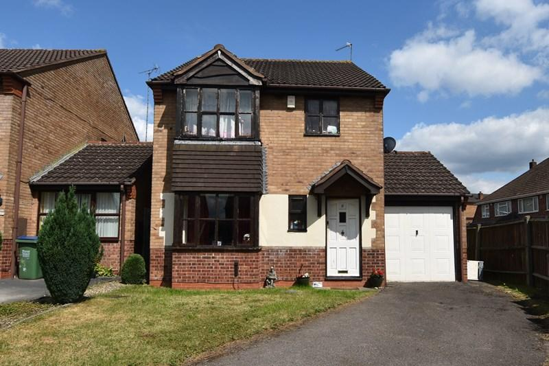 4 Bedrooms Detached House for sale in Johnsons Grove, Oldbury