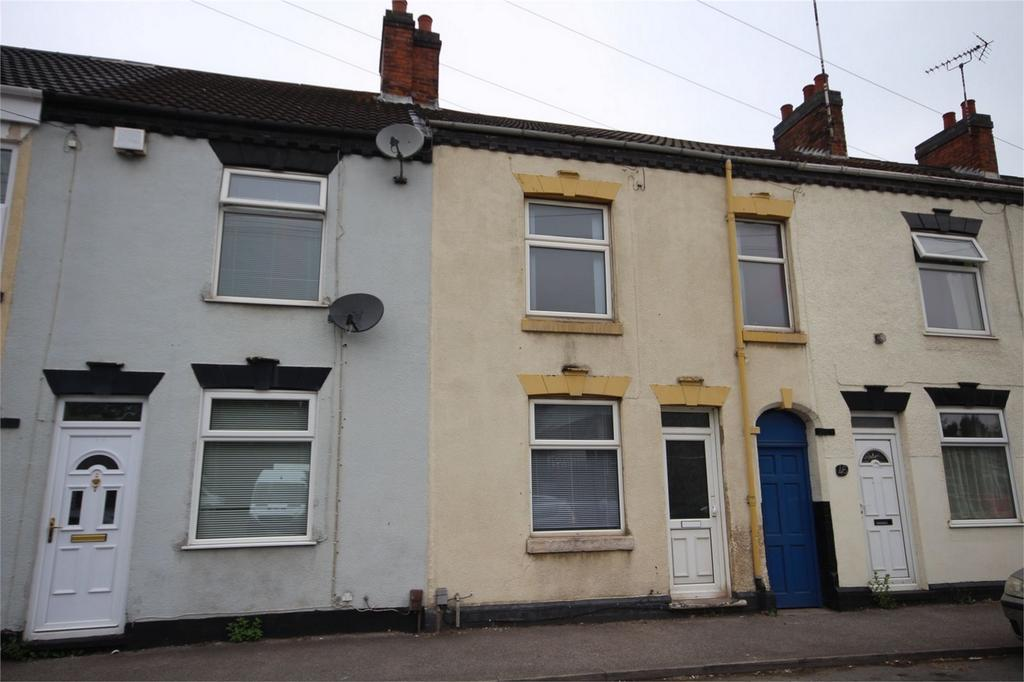 3 Bedrooms Terraced House for sale in Seymour Road, Attleborough, Nuneaton