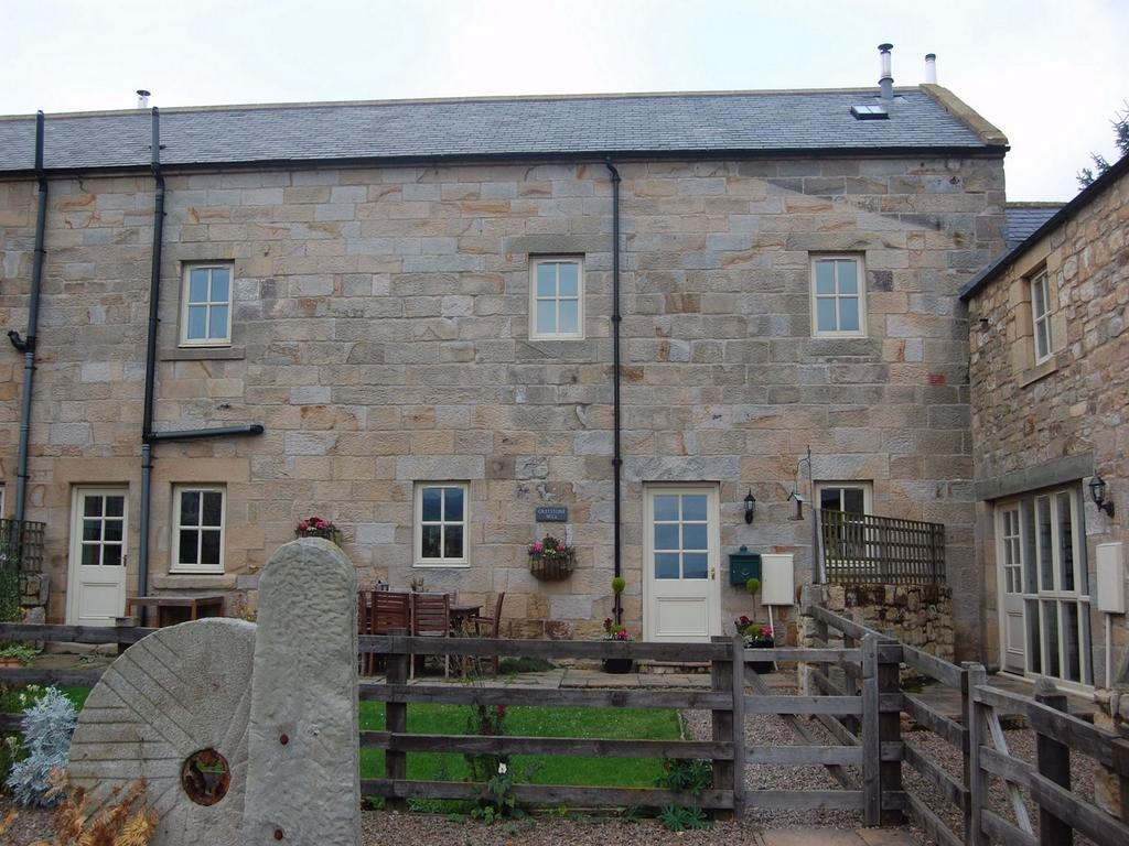 4 Bedrooms Mews House for sale in Greystone Mill, Titlington Mount, ALNWICK, Northumberland