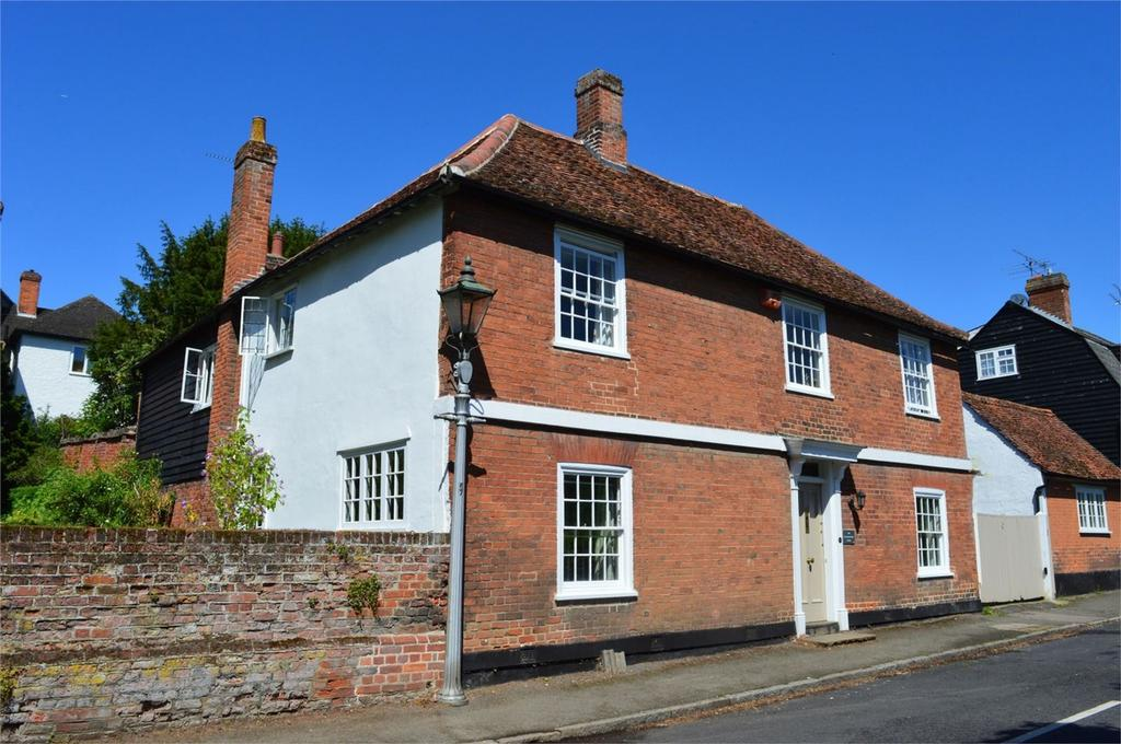 4 Bedrooms Detached House for sale in The Collarmakers House, 49 High Street, Much Hadham