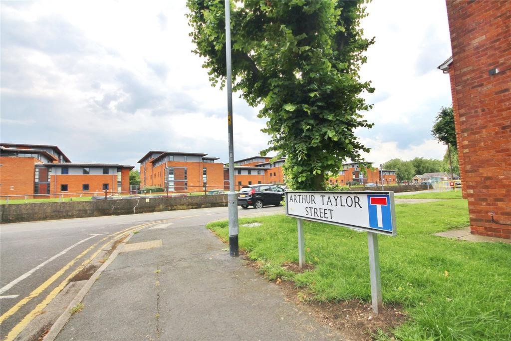 1 Bedroom Flat for sale in Arthur Taylor Street, Lincoln, LN1