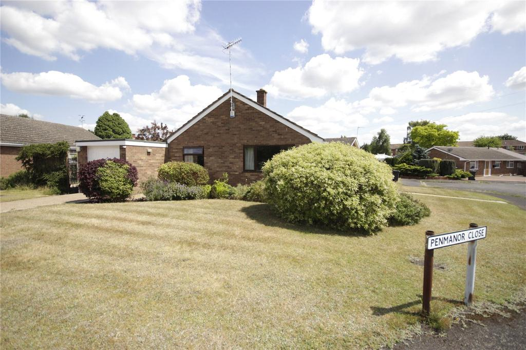 3 Bedrooms Detached Bungalow for sale in St Johns, Worcester