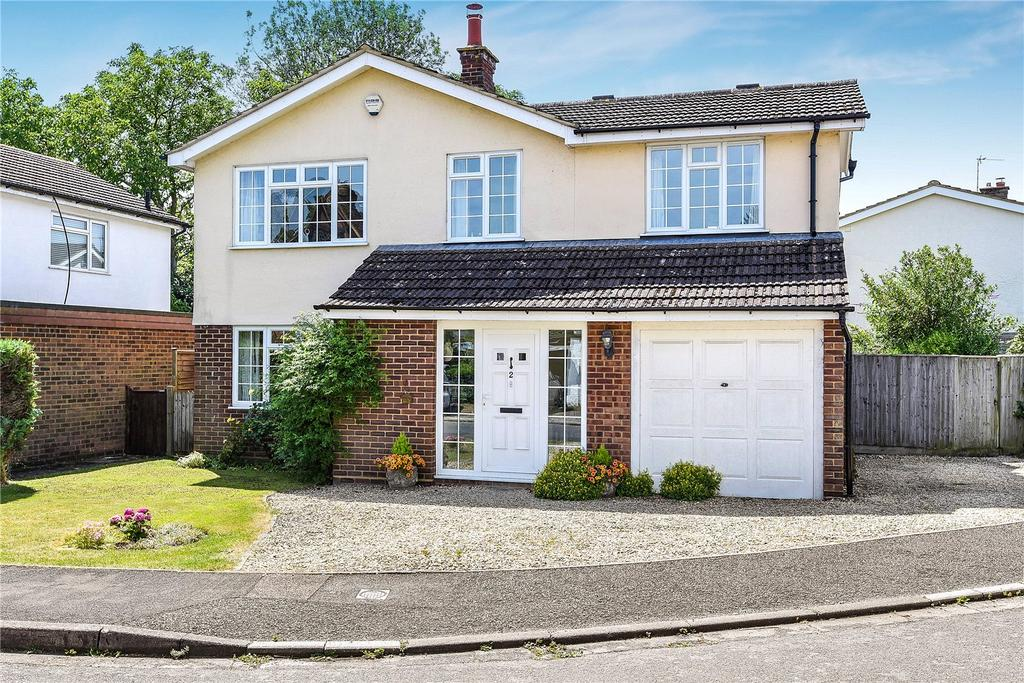 4 Bedrooms Detached House for sale in Long Crendon, Aylesbury