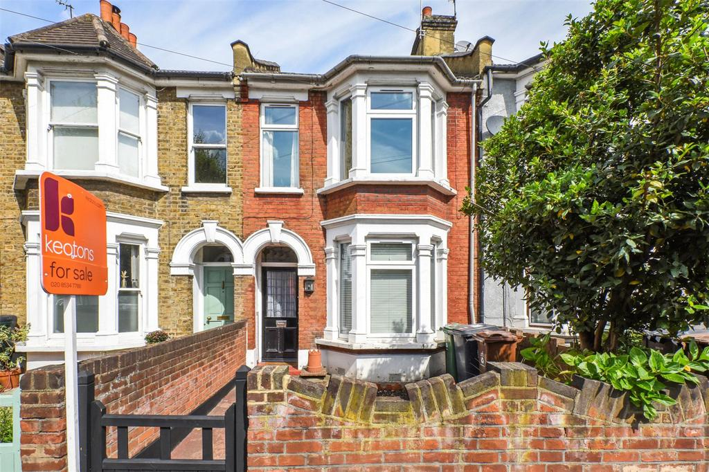 2 Bedrooms Terraced House for sale in Capworth Street, London, E10
