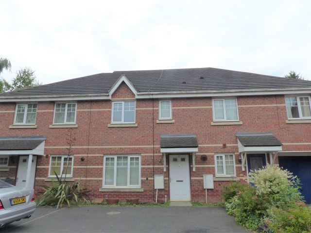 3 Bedrooms Terraced House for sale in Canterbury Close,Erdington,Birmingham