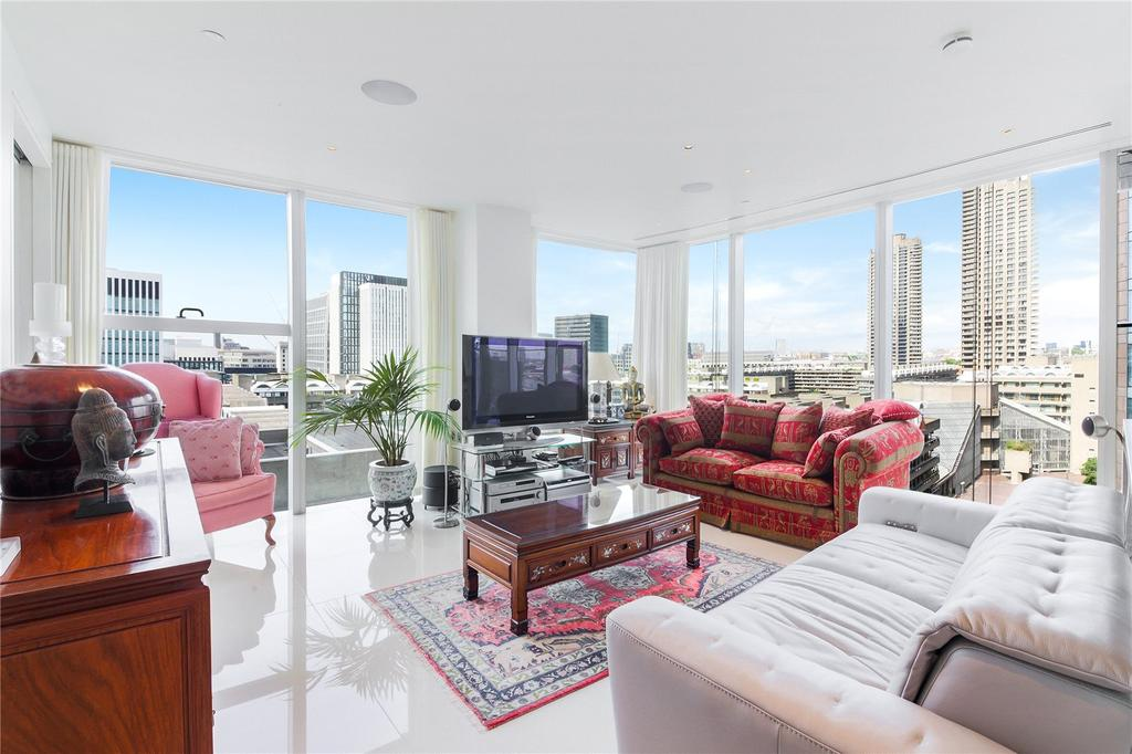 3 Bedrooms Apartment Flat for sale in The Heron, City Of London, EC2Y