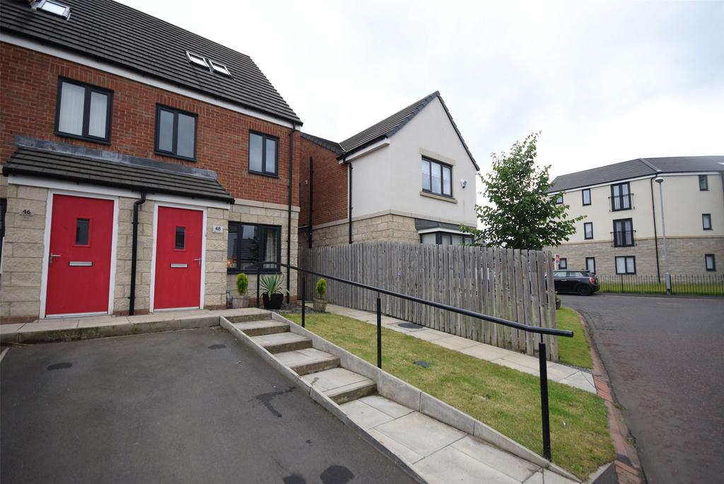 3 Bedrooms Terraced House for sale in Stella Riverside