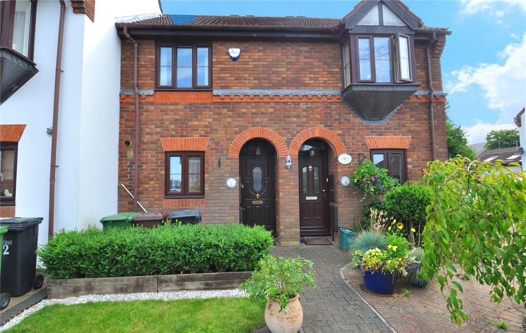 2 Bedrooms House for sale in Woodlands, Park Street, St. Albans, Hertfordshire
