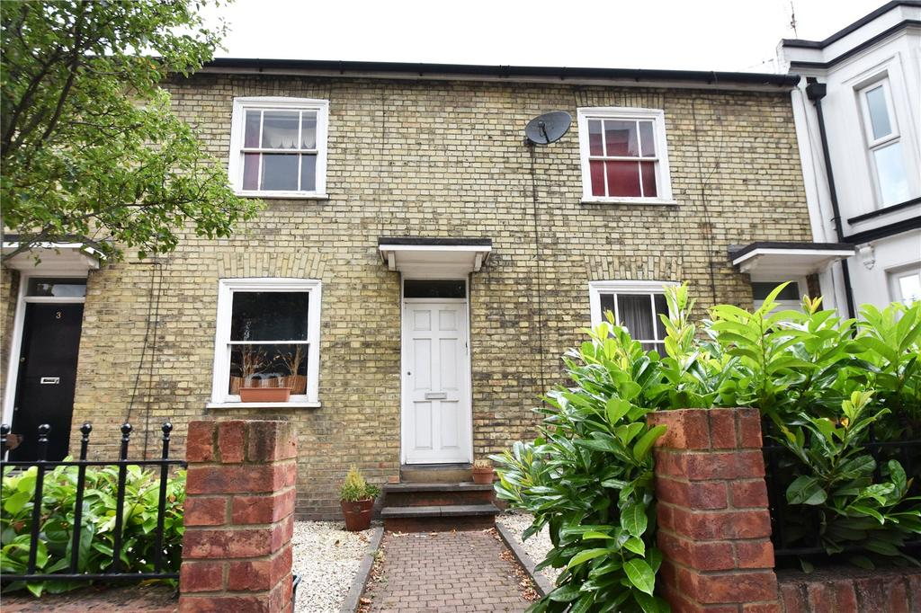 2 Bedrooms House for sale in Alma Road, St. Albans, Hertfordshire