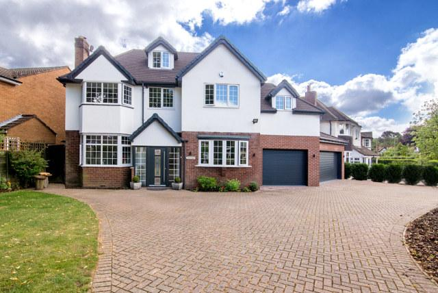 6 Bedrooms Detached House for sale in Jervis Crescent,Four Oaks,Sutton Coldfield