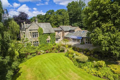 7 bedroom manor house for sale - The Manor House, Froggatt Edge, Calver, Hope Valley, S32 3ZB.
