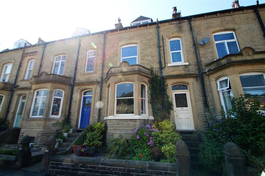 4 Bedrooms Terraced House for sale in 'Ivy Villas', 29 Hanging Royd Lane, Hebden Bridge