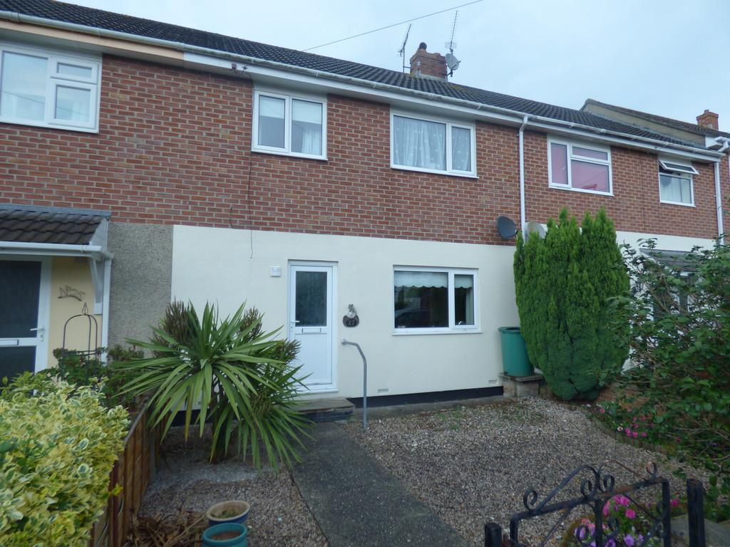 3 Bedrooms Terraced House for sale in Clifford Street, Kingsteignton, TQ12 3HF