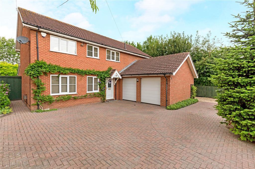 4 Bedrooms Detached House for sale in Beck Lane, South Hykeham, Lincoln