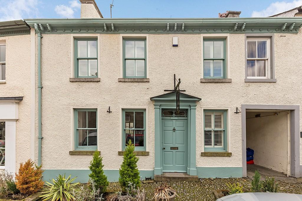 3 Bedrooms Terraced House for sale in Old Bank House, The Square, Cartmel, Grange over Sands, Cumbria, LA11 6QB