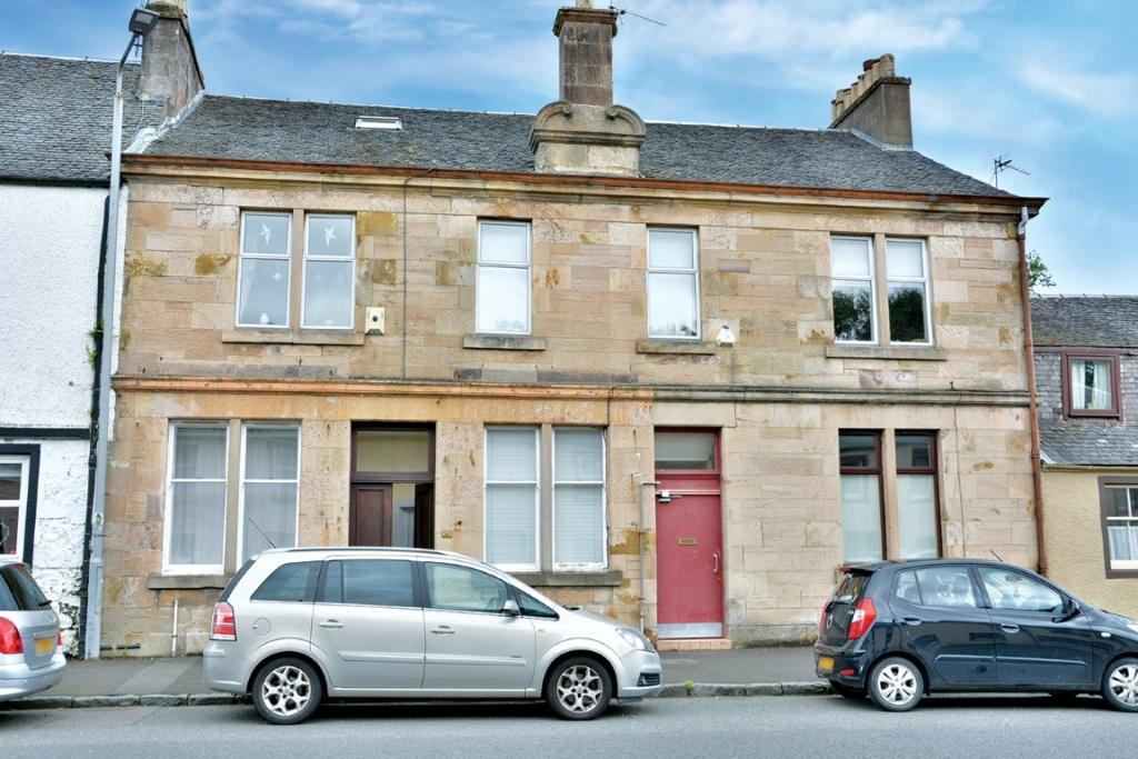 2 Bedrooms Terraced House for sale in Flat 1/2, 25 Low Barholm, Kilbarchan, PA10 2ES
