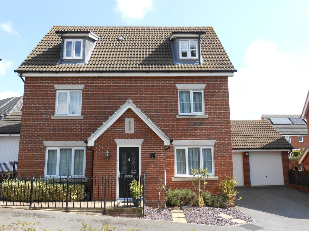 5 Bedrooms Detached House for sale in Wagtail Drive