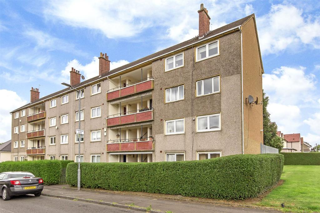 3 Bedrooms Flat for sale in 3/1, 2 Turnberry Place, Rutherglen, Glasgow, G73