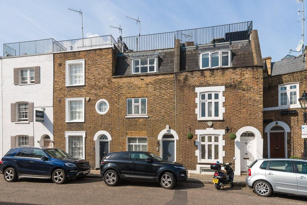 2 Bedrooms House for sale in Rutland Street, Knightsbridge, London, SW7