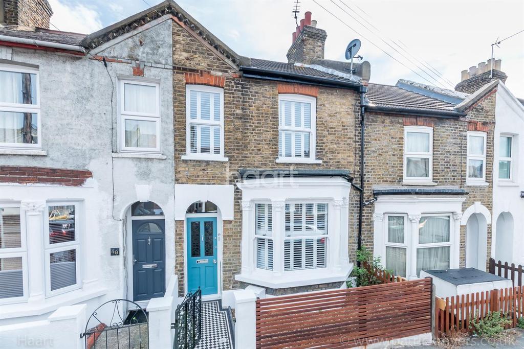 3 Bedrooms Terraced House for sale in Larkbere Road, Sydenham, London, SE26