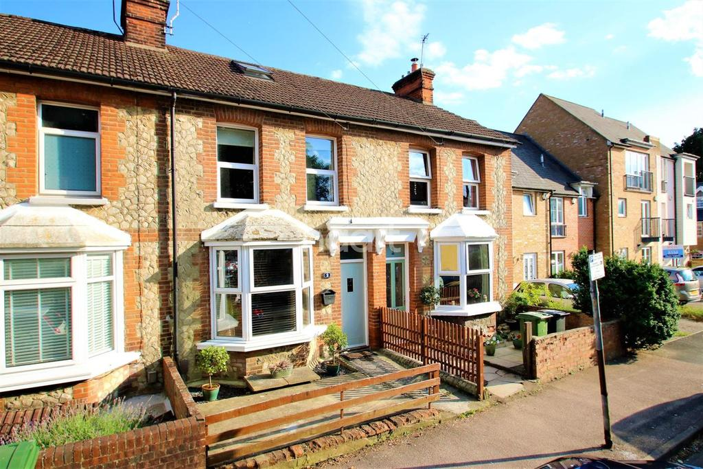 3 Bedrooms Terraced House for sale in Florence Road, Maidstone, ME16